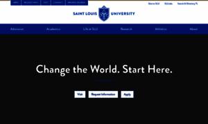 Slu.edu thumbnail
