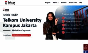 Smb.telkomuniversity.ac.id thumbnail