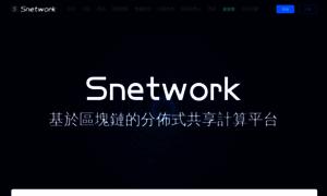 Snetwork.io thumbnail