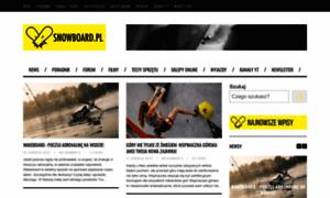 Snowboard.pl thumbnail