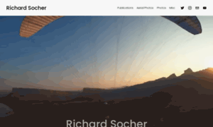 Socher.org thumbnail