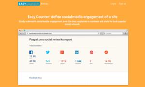 Social.easycounter.com thumbnail