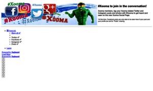 Social.xooma.com thumbnail
