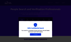 Social Catfish reviews and fraud and scam reports. Is