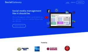 Socialgateway.net thumbnail