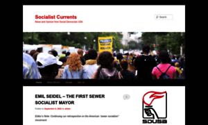 Socialistcurrents.org thumbnail