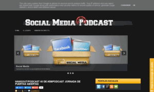 Socialmediapodcast.es thumbnail