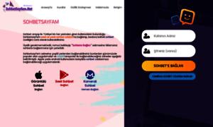 sohbetsayfam.net - Sohbetsayfam.Net - Sohbet Siteleri Mobil Chat Odaları