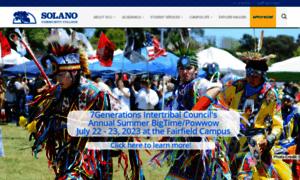 Solano.edu thumbnail