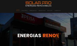 Solarproargentina.com thumbnail