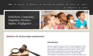 Solicitors-solicitors.co.uk thumbnail