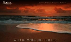 Solos-singlereisen.de thumbnail