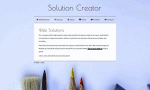 Solutioncreator.co.uk thumbnail