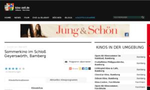 Sommerkino-im-schloss-geyersworth-bamberg.kino-zeit.de thumbnail