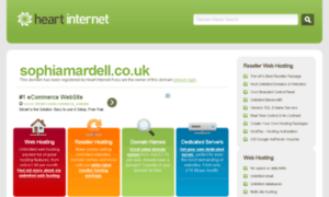 Sophiamardell.co.uk thumbnail
