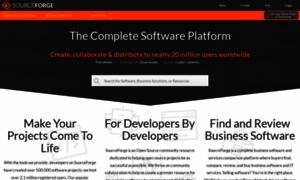Sourceforge.net thumbnail