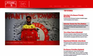 Southern-football-league.co.uk thumbnail