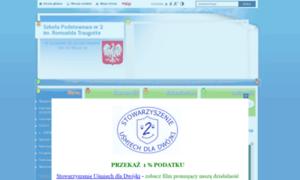 Sp2jozefow.szkolnastrona.pl thumbnail