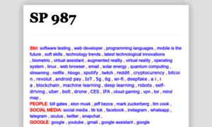 Sp987.blogspot.ro thumbnail