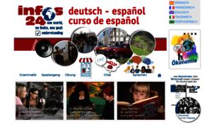 Spanisch-lehrbuch.de thumbnail