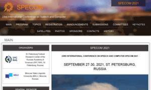 Specom.nw.ru thumbnail