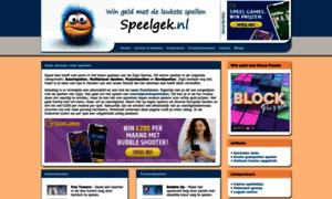 Speelgek.nl thumbnail