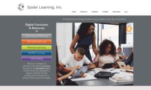 Spiderlearning.com thumbnail