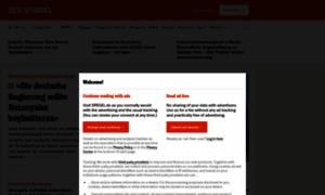Spiegel.de thumbnail