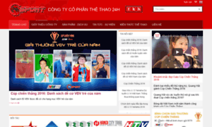 Sport24h.com.vn thumbnail