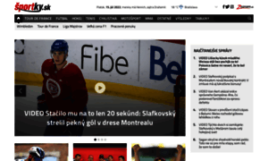 Sportky.zoznam.sk thumbnail