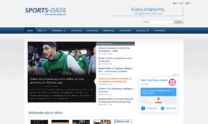 Sports-data.net thumbnail