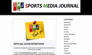 Sportsmediajournal.com thumbnail