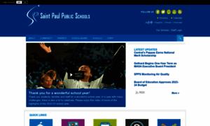 Spps.org thumbnail