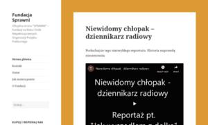 Sprawni.org.pl thumbnail