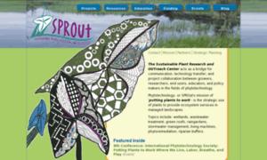 Sproutoregon.org thumbnail