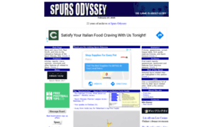 odyssey newspaper