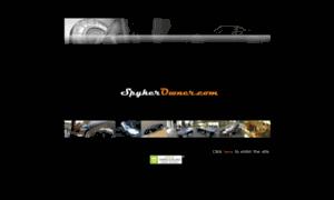 Spykerowner.com thumbnail