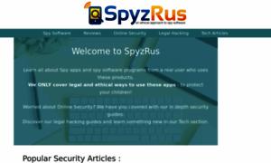 Spyzrus.net thumbnail