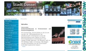 Stadt-dassel.de thumbnail
