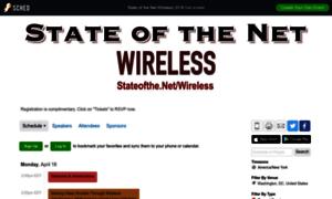 Stateofthenetwireless2016.sched.org thumbnail