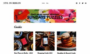 Stilinberlin.de thumbnail
