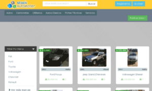 Stockautomotor.com.ar thumbnail