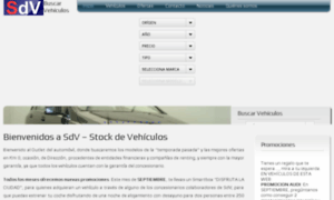 Stockdevehiculos.es thumbnail