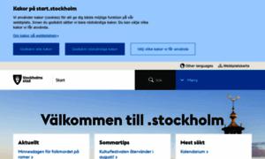 Stockholm.se thumbnail