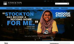 Stockton.edu thumbnail