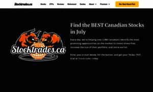 Stocktrades.ca thumbnail