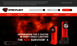 Streamlight.com thumbnail