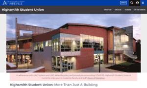 Studentactivities.unca.edu thumbnail