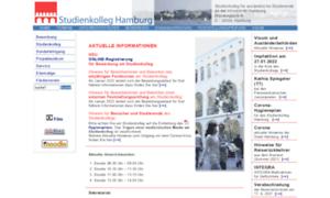 Studienkolleg-hamburg.de thumbnail