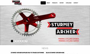 Sturmey-archer.com thumbnail